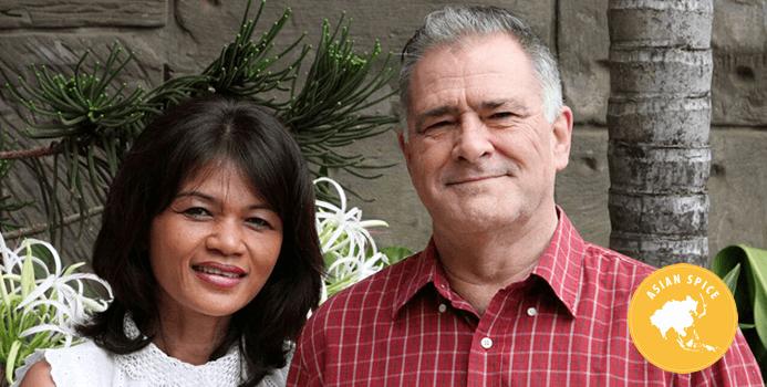 Barry and Geraldine McLeod