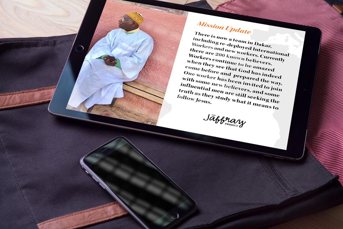 Jaffray Resources, Jaffray Project Resources