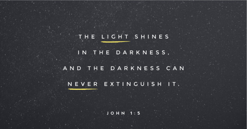 John Devotional, John 1:1-18