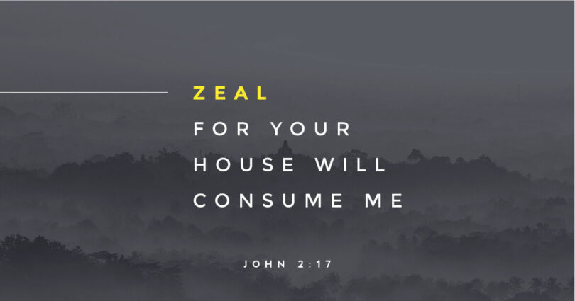 John Devotional, John 2: 13-25