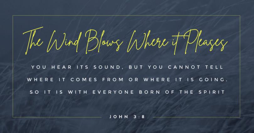 John Devotional, John 3: 1-21