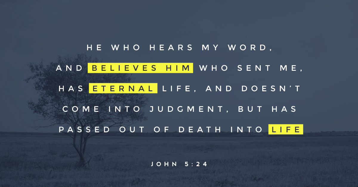 """Featured image for """"John 5: 16-47"""""""