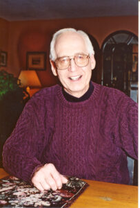 , A Tribute to Dr. Arnold Cook