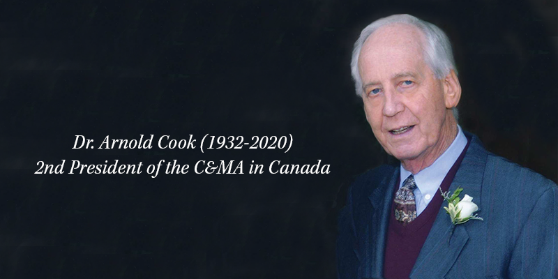 "Featured image for ""A Tribute to Dr. Arnold Cook"""