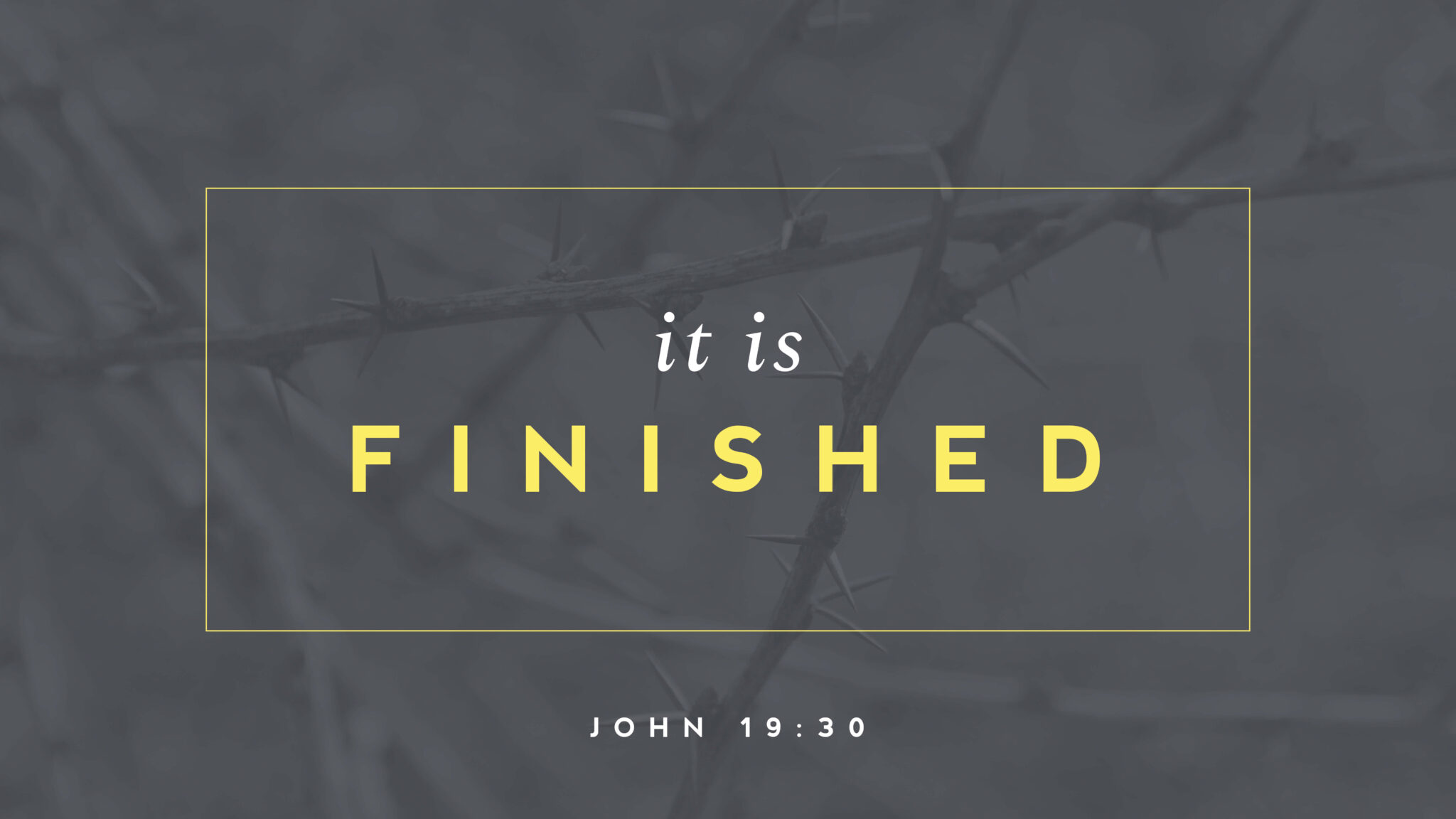 "Featured image for ""John 19: 1-42"""