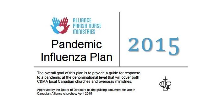 Pandemic Influenza Plan, Pandemic Influenza Plan