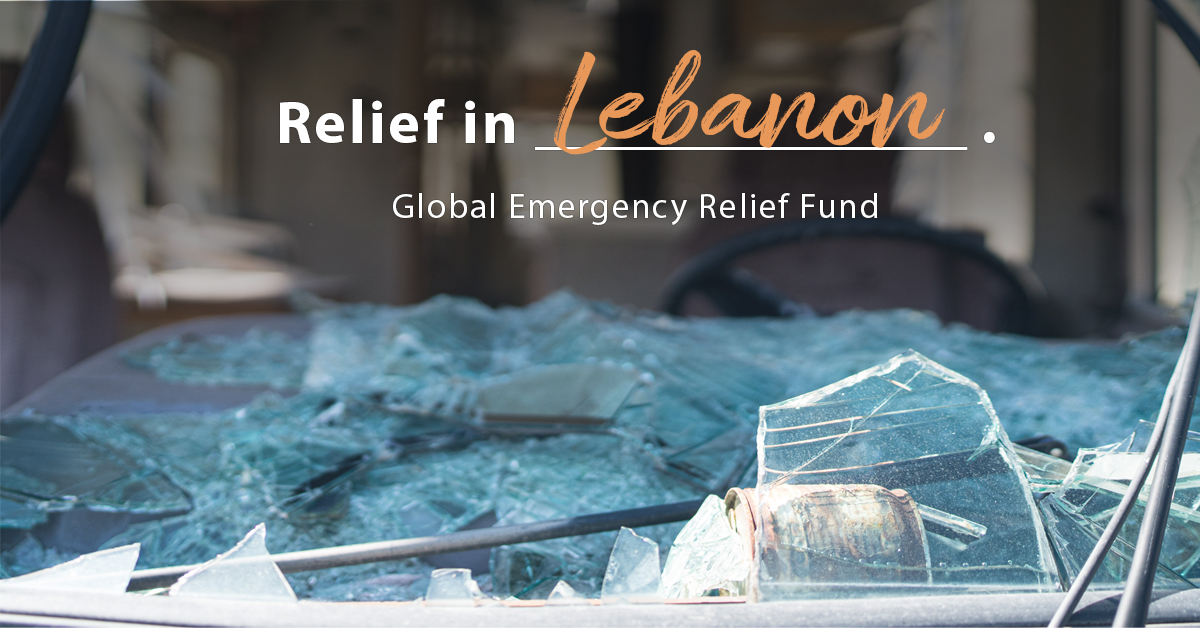 Relief in Lebanon - Global Emergency Relief Fund