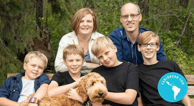 Ulriksen Family