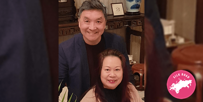 Gus and Annie Fung