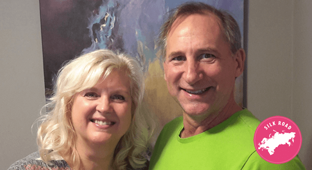 Warren and Debbie Reeve